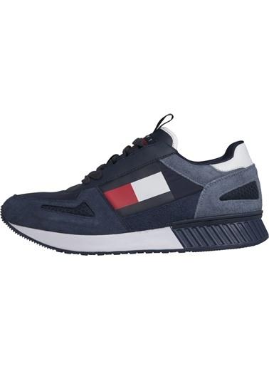 Tommy Hilfiger Erkek Lıfestyle Tommy Jeans Sneakers EM0EM00324 Renkli